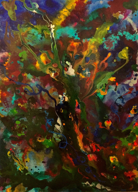 , '10LC,' 2016, Joshua Tree Art Gallery