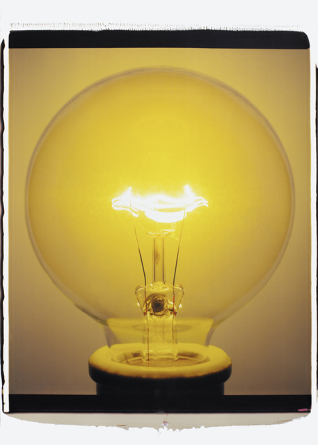 Amanda Means, 'Light Bulb (005Yb)', 2007, Ricco/Maresca Gallery