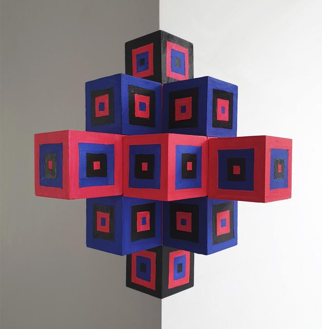Santiago Torres, 'Mexico / Luz intramineral rosada', 2019, LGM Galería