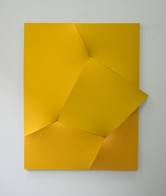 , 'Just Checking (Yellow),' 2019, Peter Blake Gallery