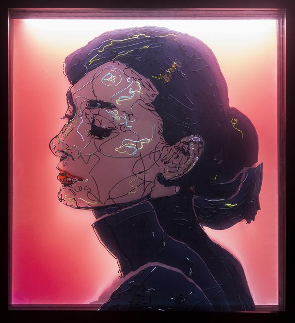 , 'Audrey Hepburn,55x60x18cm ,' 2016, Vivian Choi Gallery