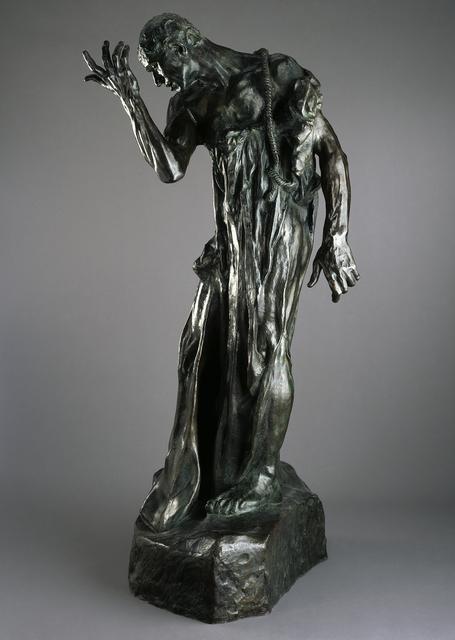 , 'Pierre de Wiessant, Monumental,' 1887, Brooklyn Museum