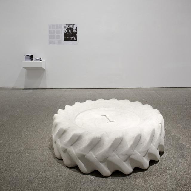 , 'Untitled (Targu Jiu),' 2010, CarrerasMugica