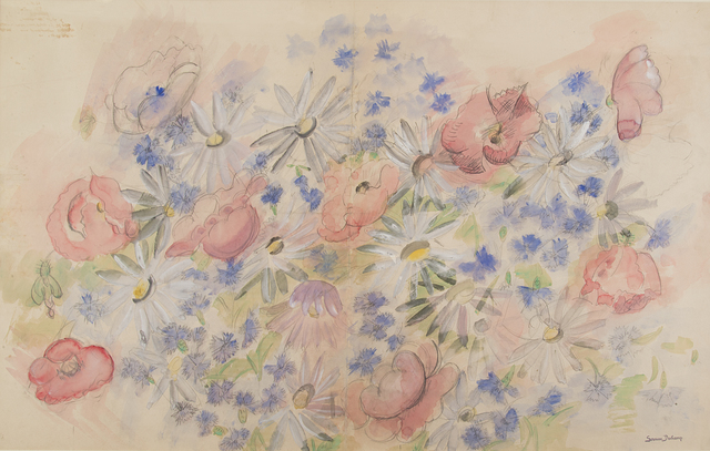 , 'Untitled (Flowers),' ca. 1945, Francis M. Naumann Fine Art