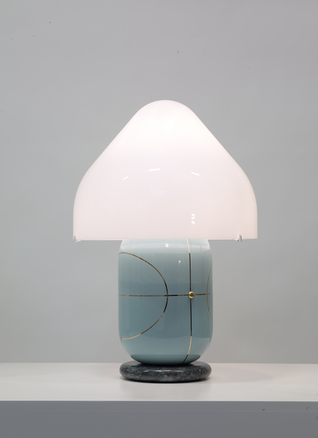 ", '""Game On"" Lamp - Green,' 2015, Galerie kreo"