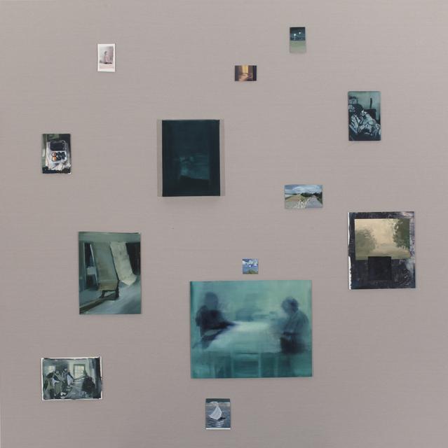 , 'Constellation VI,' 2017, Barnard Gallery