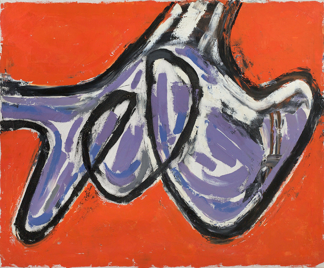 , 'Swinging Heart (No. 10),' 1957, Berry Campbell Gallery