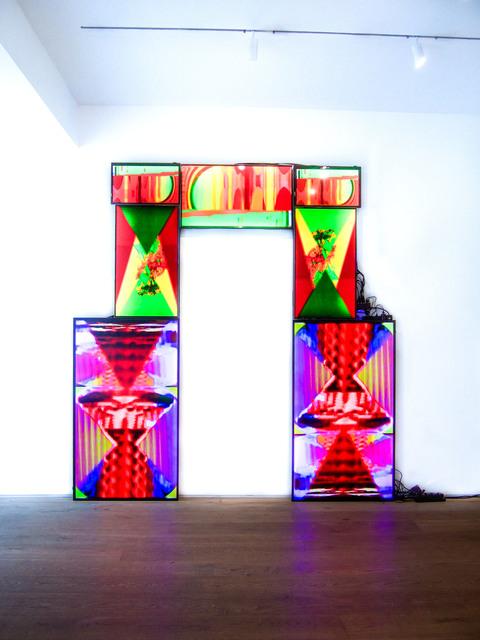 , '171012PTAHL,' 2017, Kristin Hjellegjerde Gallery