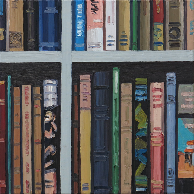 , 'Bücher 21/VI ,' 2016, Purdy Hicks Gallery