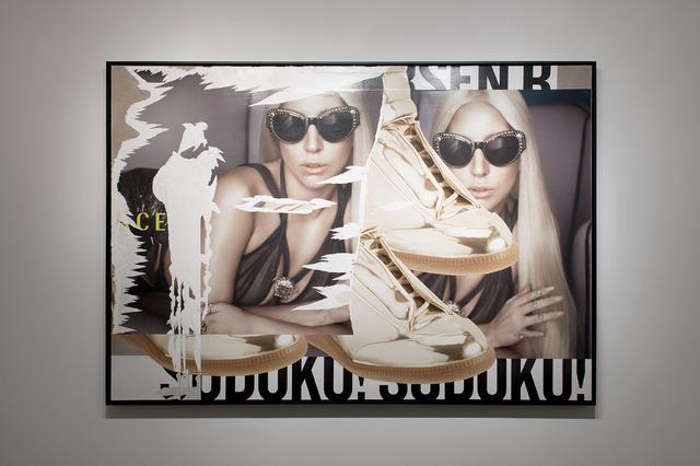 , 'Gaga,' 2017, Daniel Faria Gallery