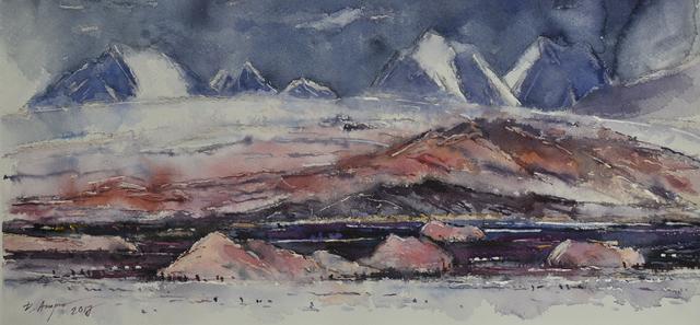 , 'Turgen Mountain,' 2017, Best Art Gallery