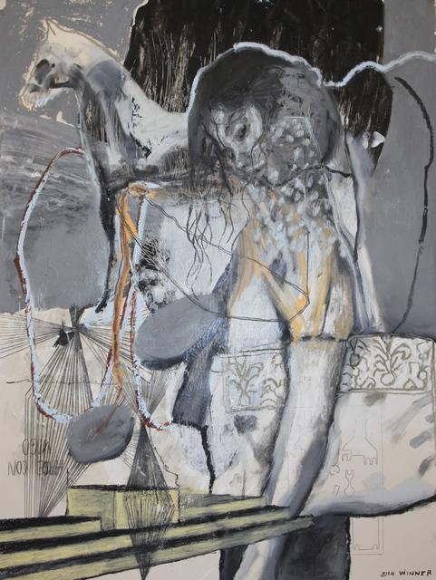 , 'Corazonada (Great Yearning),' 2014, Yavuz Gallery