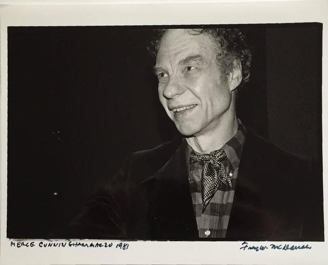 Fred W. McDarrah, 'Merce Cunningham 1981', 20th Century, Lions Gallery