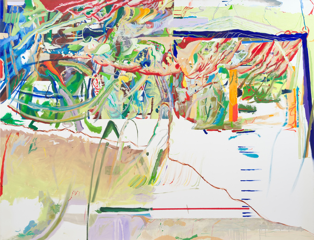 Sikyung Sung, 'Ridge', 2017, Painting, Oil on canvas, ONE AND J. Gallery