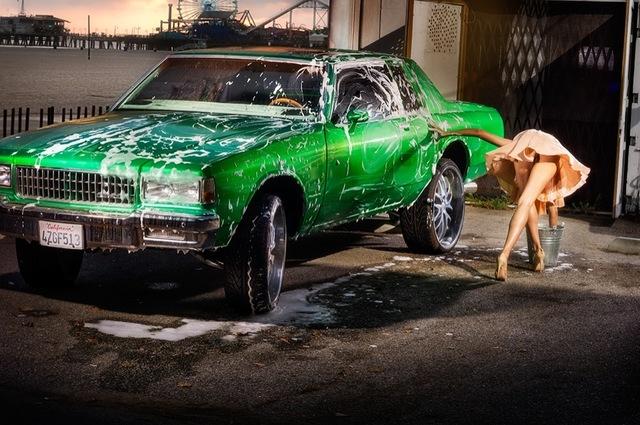 David Drebin, 'Green Dream', 2014, CHROMA GALLERY