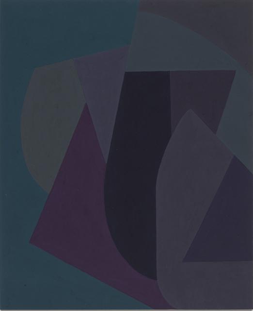 , '#57,' 2013, Kirk Stoller