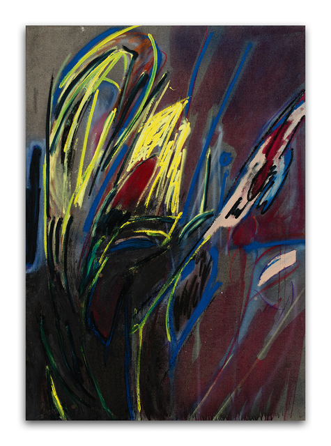 , 'Night Figure,' 2018, Hans Alf Gallery