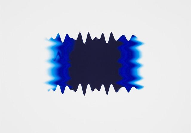 Peter Saville, 'New Wave Blue I', 2013, Paul Stolper Gallery