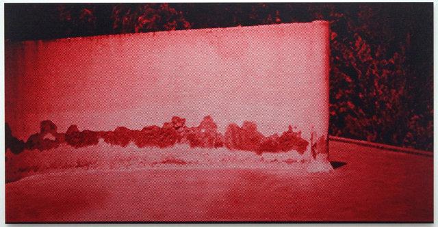 , 'study [casa malaparte] I,' 2014, Galerie Crone