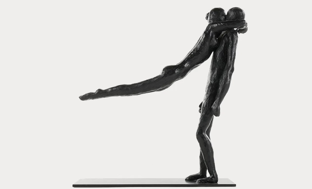 Isabelle Healy, 'Confluence', 2020, Sculpture, Bronze, Galry