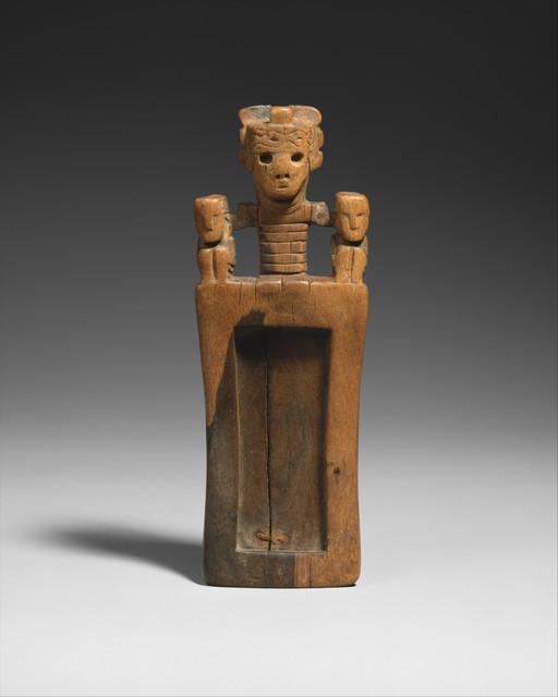 Unknown Wari, 'Snuff Tray', 4th–10th century, The Metropolitan Museum of Art