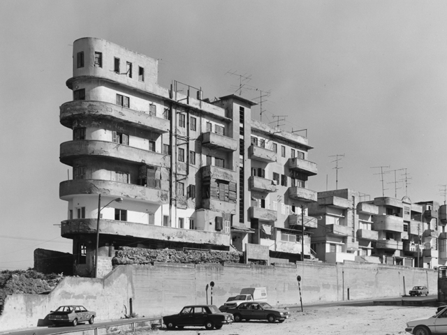 , 'Tel Aviv (House Levy),' 1989, Thomas Fischer