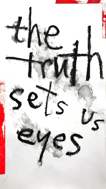 Daniel Scharfman, 'the truth', 2019, MvVO ART