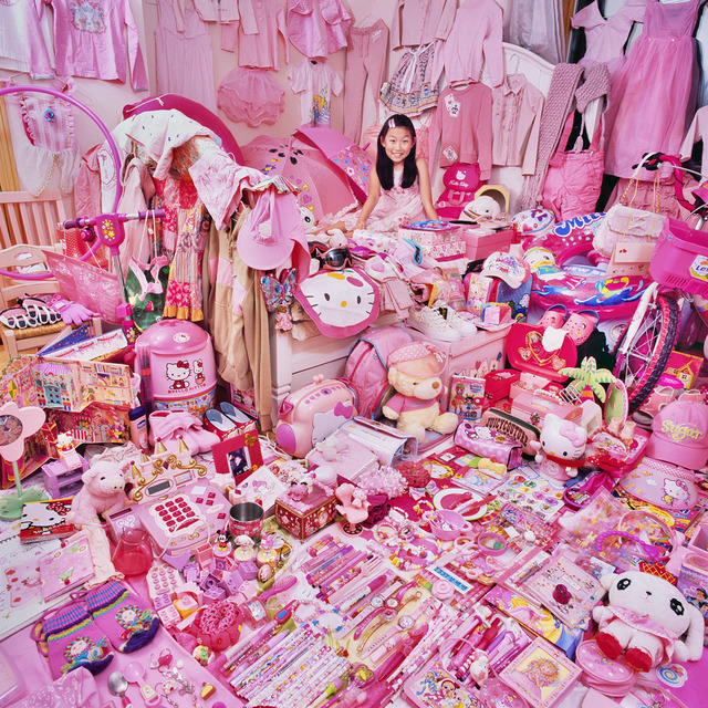 , 'Chaeyeon and Her Pink Things,' 2009, Rosier Gallery