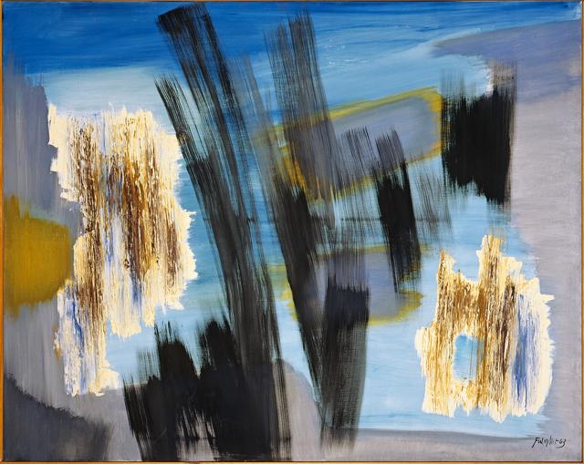 , 'Im Wind II,' 1963, Galerie Utermann