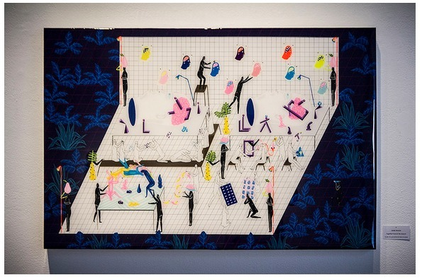 Mark Whalen, 'Together Forever We Search ', 2014, KP Projects