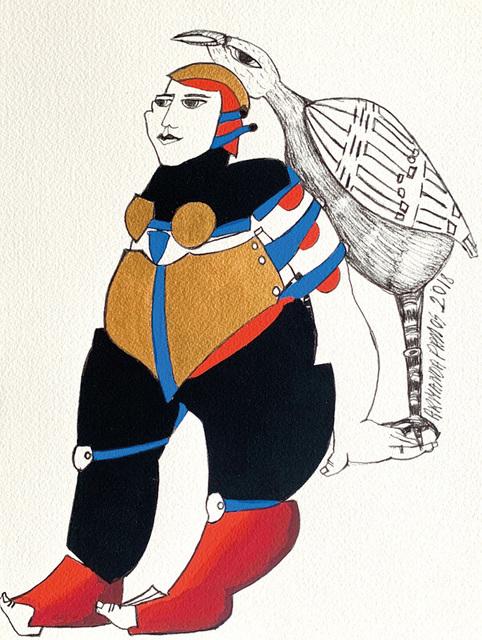"""Armanda Passos, 'Untitled  from the series """"Os outros""""  #4', 2018, Galeria de São Mamede"""