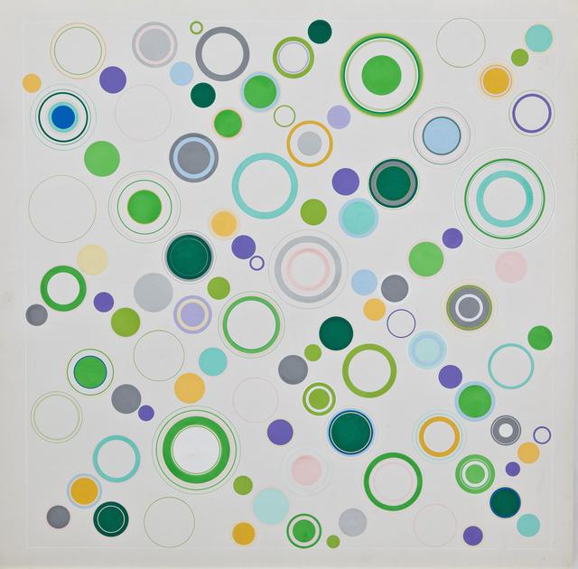 , 'Geometrie Spatiale Vert, # 3053,' 1965, KaBe Contemporary