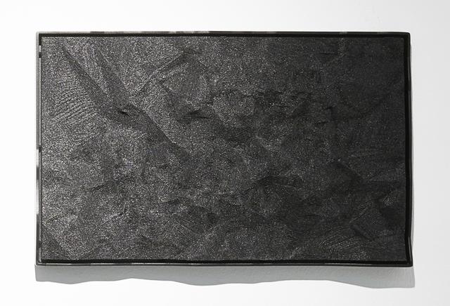 , 'Lamelle 16 (noire-positif),' 2017, CHOI&LAGER
