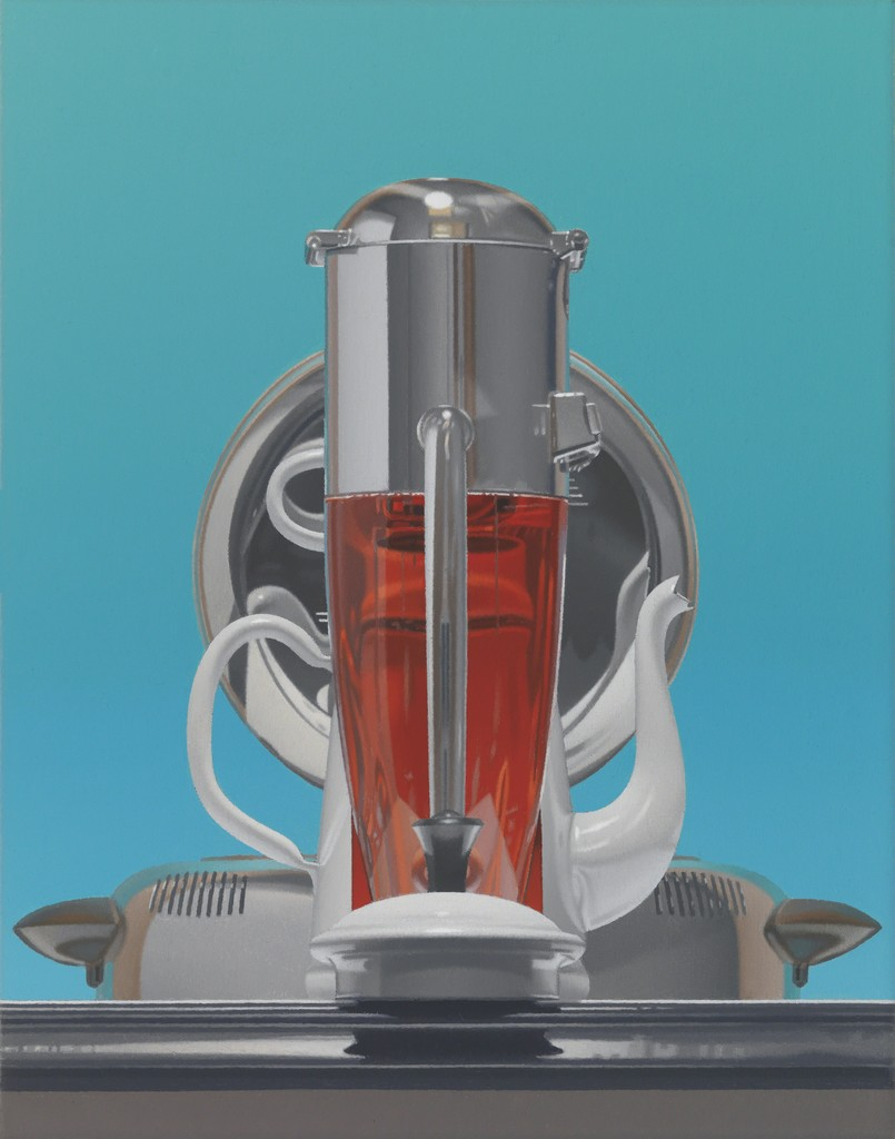 Ice Crusher, Coffee Pot and Waffle Iron