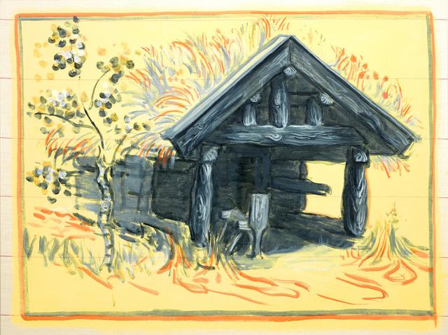 , 'Flax Kiln (Linbastu),' 2013, Annely Juda Fine Art