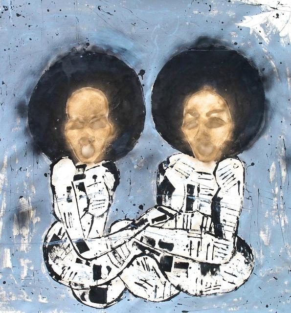 , 'Twin Energy,' 2016, Art Village Gallery
