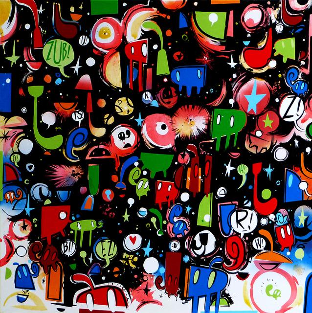 , 'The Big Pop Theory,' 2015, GALERIA JORDI BARNADAS