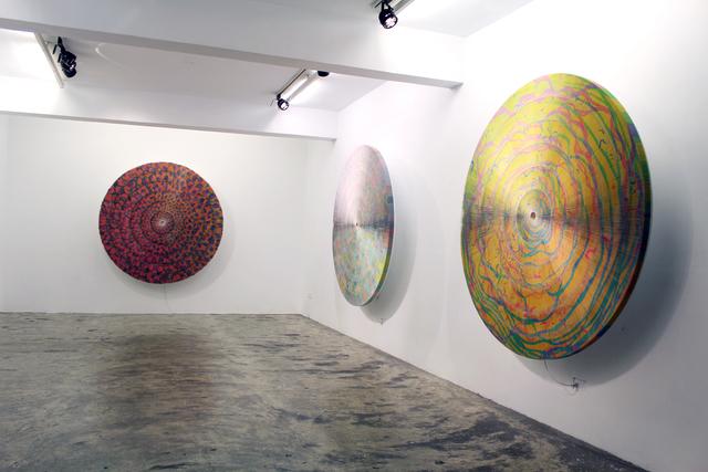 , 'Guggen' Dizzy,' 2009-2011, Liang Gallery