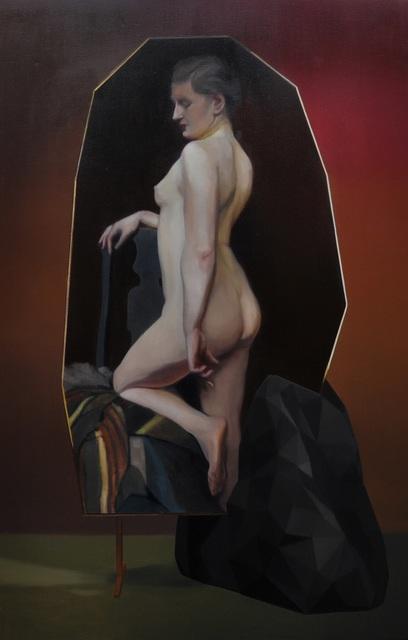 , 'Sans Titre,' 2017, Deweer Gallery