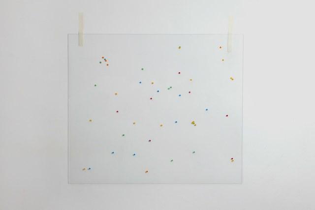 , '0,73 seconds of fame, 70 x 90 cm,' 2014, Galerie Ron Mandos