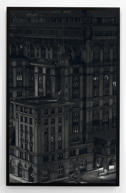 , 'The Second Hotel Vancouver,' 2014, David Zwirner