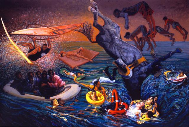 , 'Beider Sizilien (Mare),' 2006, Beck & Eggeling