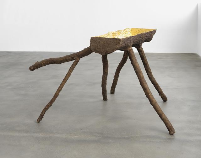 , 'Matrice di bronzo,' 2008, Gagosian