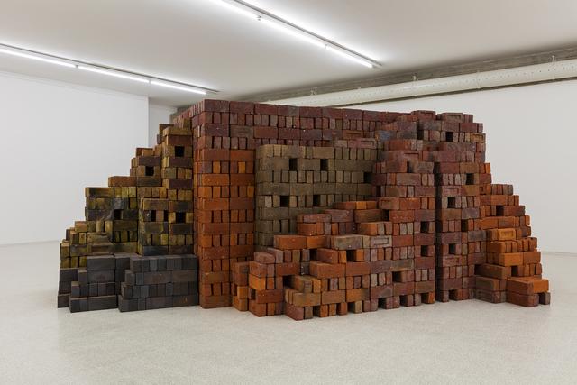 , 'Zeinot,' 2017, Collezione Maramotti
