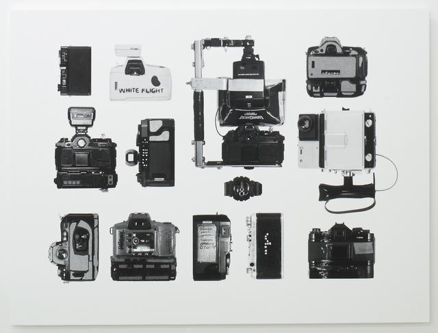 Daniel Peet, 'Itemized Objects (Back Story)', 2013, Nina Johnson