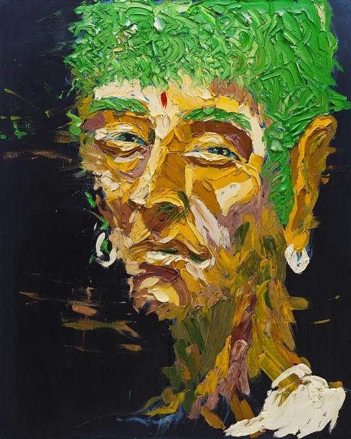 , 'Gautama Siddhartha,' 2015, Gallery A