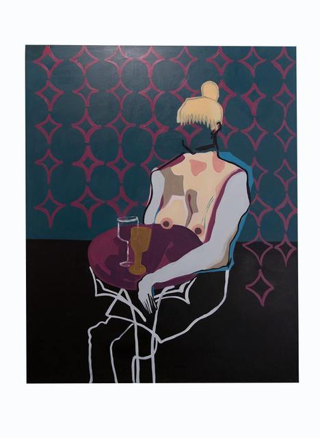 , 'Verlangerter,' 2017, Collezionando Gallery