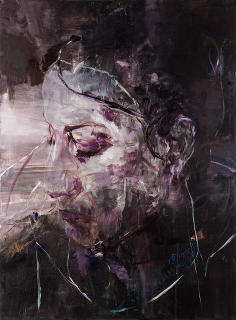 , 'Portrait et paysage de nuit,' 2017, Dolby Chadwick Gallery