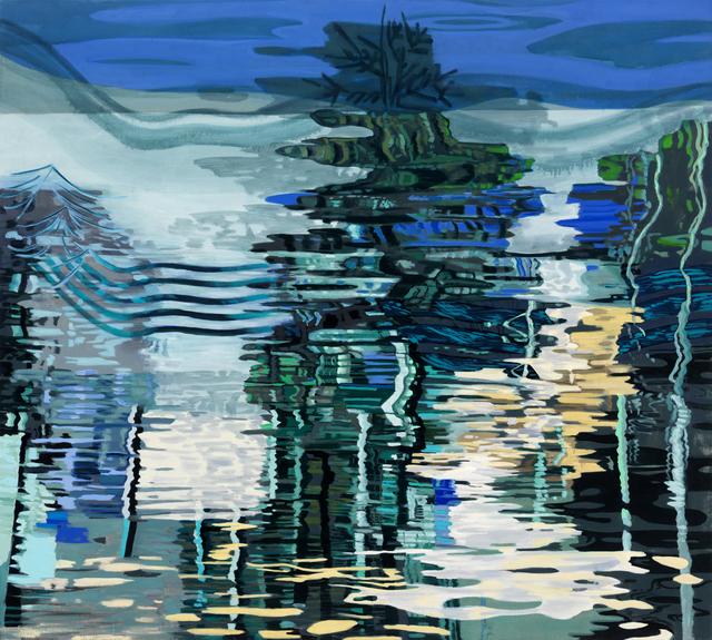 , 'Ocean View,' 2016, Miller Yezerski Gallery