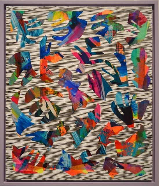 , 'Floro Wavelength,' 2019, Gallery Jones